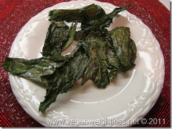 vegan kale 065 thumb Kale Chips