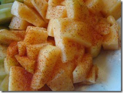 Vegan,Paleo Friendly Spiced Cantaloupe Recipe