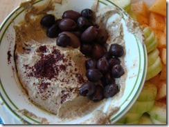 May 9th 086 thumb A Vegan Mediterranean Feast