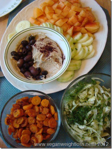 May 9th 092 thumb1 A Vegan Mediterranean Feast